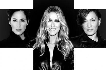 Celine Dion's gender-neutral kids wear brand inspires children to find individuality through clothes