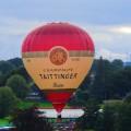 champagne taittinger balloon