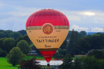 Taittinger to become the First Champagne House to produce premium English Sparkling Wine