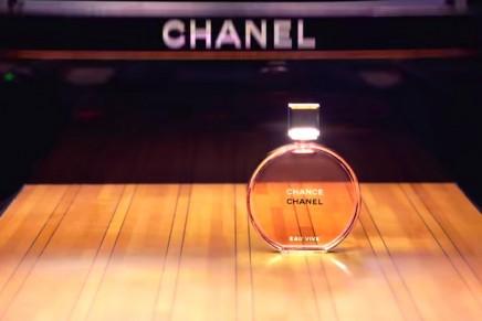 Jean-Paul Goude's Chanel Chance Eau Vive