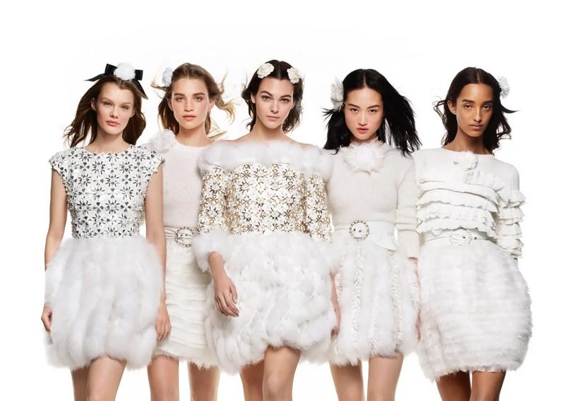 chanel hair accessories FW2019-2020