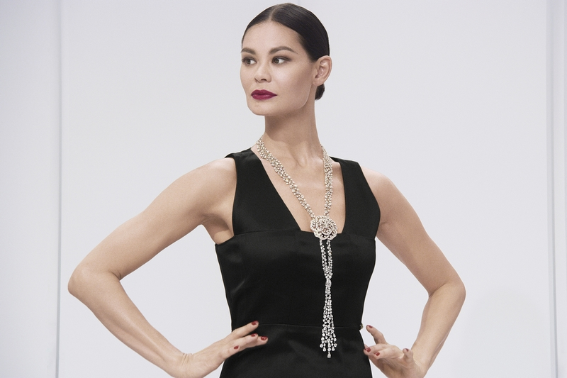 chanel revelation diamant transformable necklace