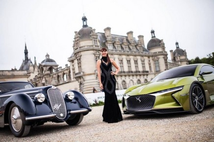 The greatest car collectors in the world to gather at the 2017 Chantilly Arts & Elegance Richard Mille