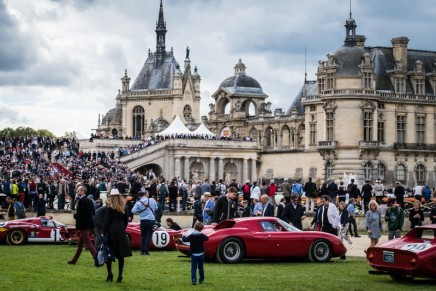 The Chantilly Arts & Elegance Richard Mille has become part and parcel of the major car collectors' calendar