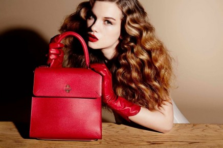 Charlotte Dellal: 'I named my bag collection after men, as I'd rather have a man on my arm'