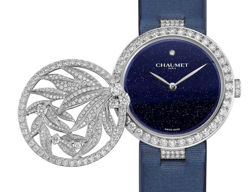chaumet lauriel watch 2018 lauriel collection