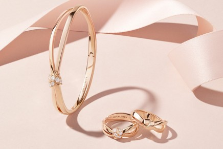 Chaumet Liens Séduction: a new story of Liens, as intense as passion yet as free as love
