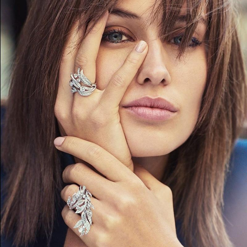 chaumet nautre-inspired jewelry