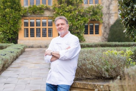 Raymond Blanc: three books that taught me how to cook