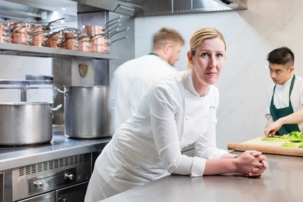 Clare Smyth, world's best female chef: 'I'm not going to stand and shout at someone. It's just not nice'