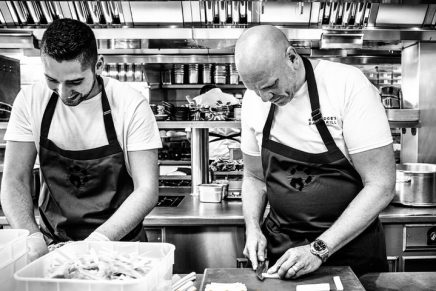 Top chefs back Tom Kerridge for calling no-show diners 'disgraceful'