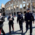 chinese and italian police rome