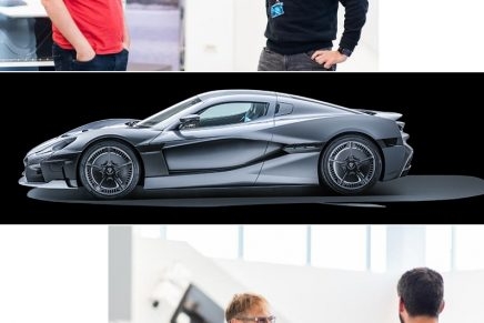 Former VP at Tesla joins Rimac Automobili's all-electric hypercar