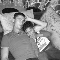 christianoronaldo-and his son