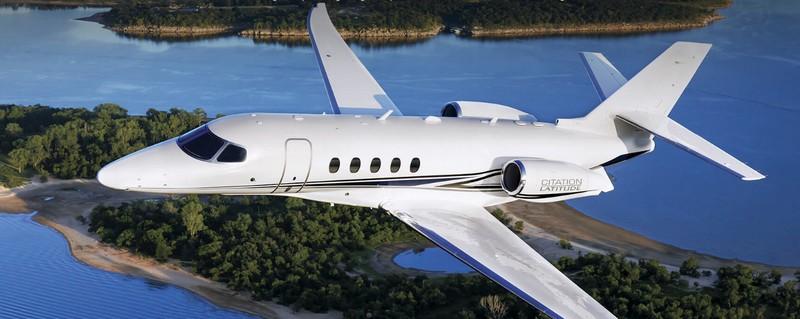 citation latitude aircraft