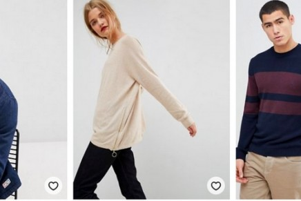 Asos pledge to ban mohair, cashmere and silk from 2019