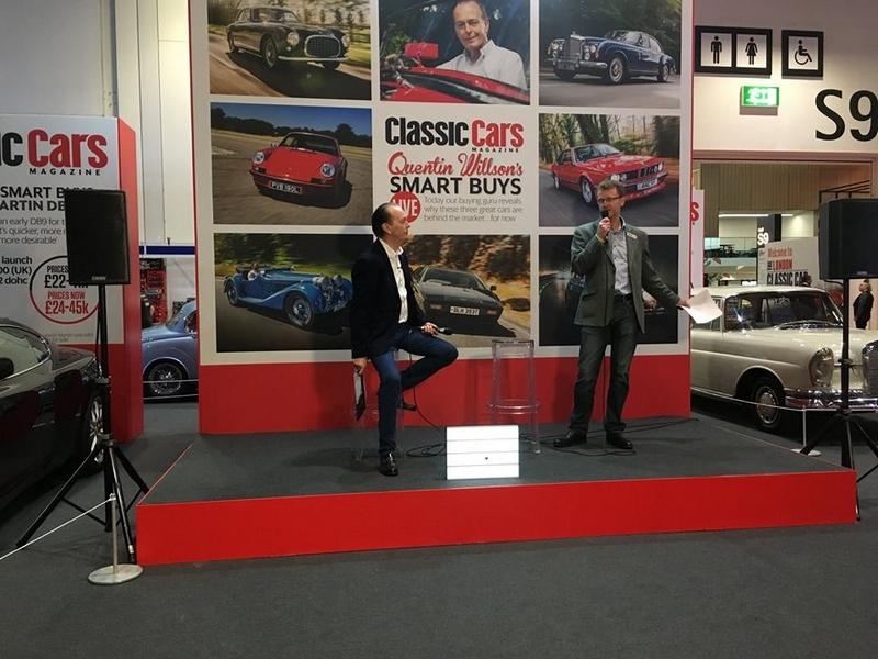 classic car show 2019-