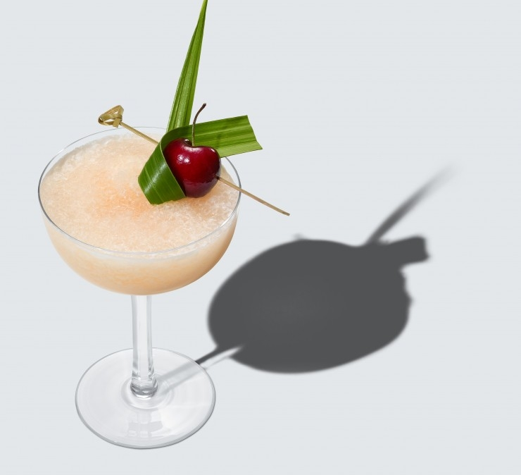 coconut chill cocktail
