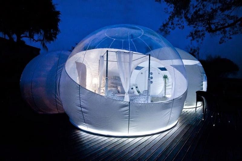 cocoon tents