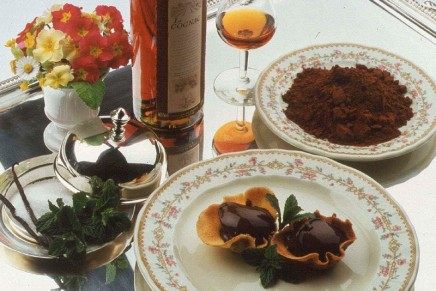 Le temps de la dégustation: Chocolate Cognac pairing