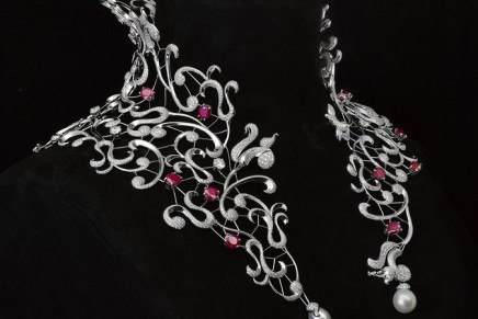 Médicis Joaillerie Royale from the last still independent French luxury jewellery Maison