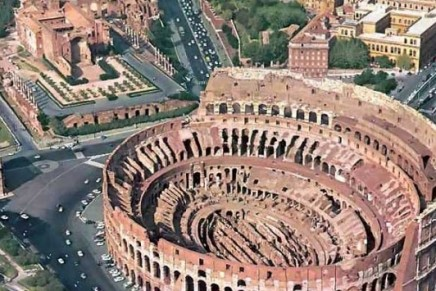 Stage set for Colosseum to begin hosting events again after restoration