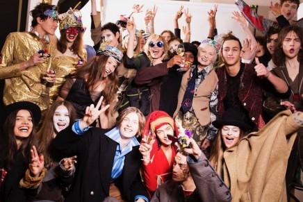 Vivienne Westwood's eco-punks close London men's fashion week