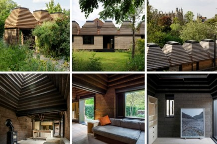 Stirling prize 2019 shortlist: from a cork creation to a Teletubbies-style whisky distillery