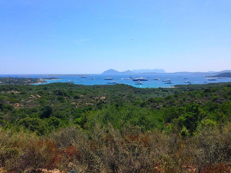 costa esmeralda italy - view