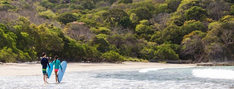 costa rica at papagayo