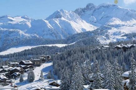 The perfect après ski: Hôtel Barrière Les Neiges, Courchevel, France