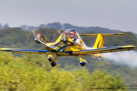 Smallest Twin-Engine Aircraft CriCri Coming to AirVenture 2018