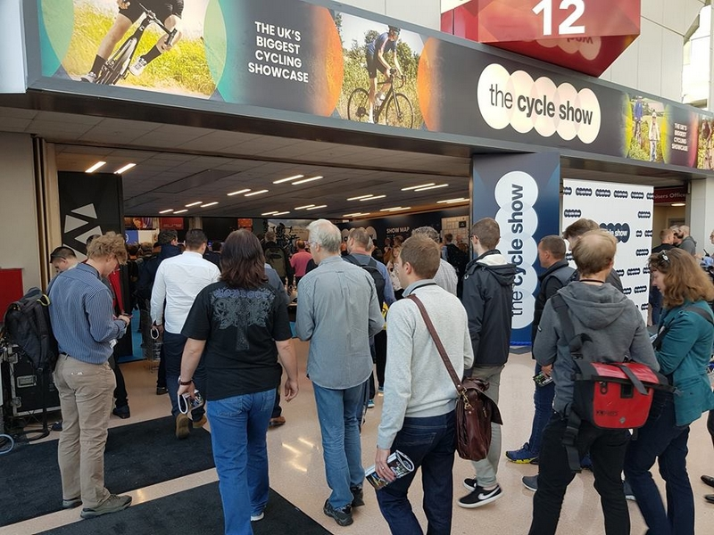 cycle show - uk biggest cycling showcase