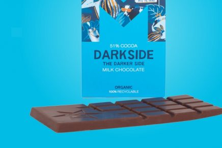 First forays into the darker side of milk chocolate