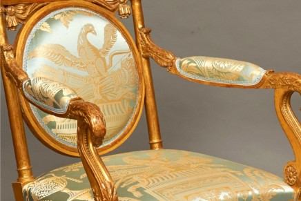 Empires and splendour: David Roche's private collection of antiques opens to public