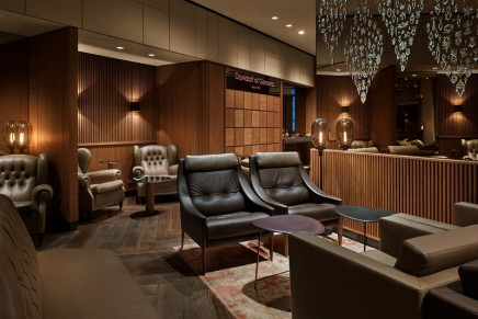 #TimeBeautifullyFilled: Most Prestigious Cigar Store and Luxury Lounge opened in Downtown Manhattan