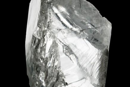 Biennale des Antiquaires: de Grisogono Acquires World's Most Expensive Rough Diamond