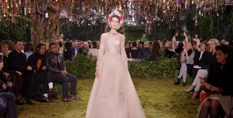dior haute couture fashion show paris 2017