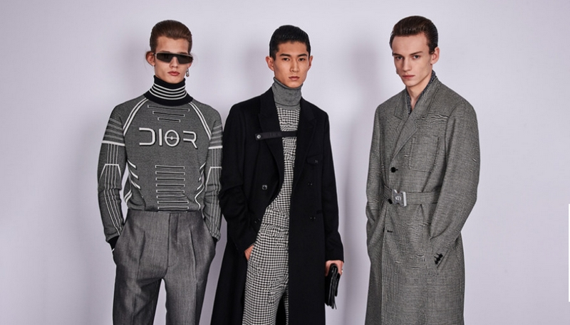 dior pre-fall 2019 menswear kim jones tokyo
