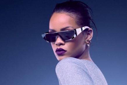 Rihanna x Dior's Star Trek inspired specs