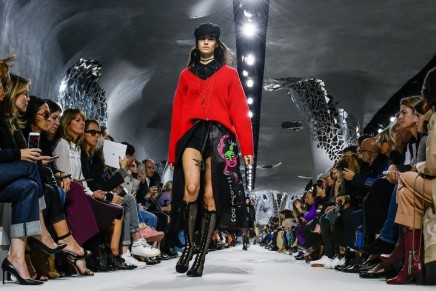 Sense and sensuality: Dior embraces female artists while Saint Laurent sparkles