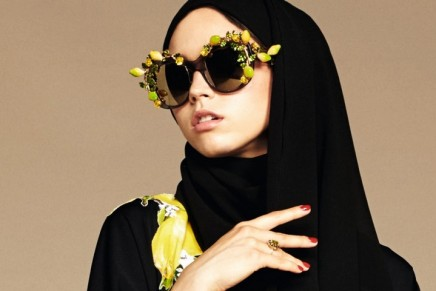 Dolce & Gabbana launches luxury hijab collection