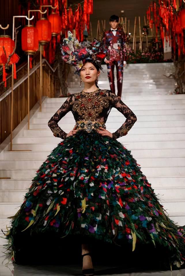 dolce & gabbana - Dolce&Gabbana Alta Moda and Alta Sartoria Event in Beijing in 2017