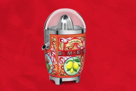 Sicily is my Love: Dolce&Gabbana panettone and domestic appliances