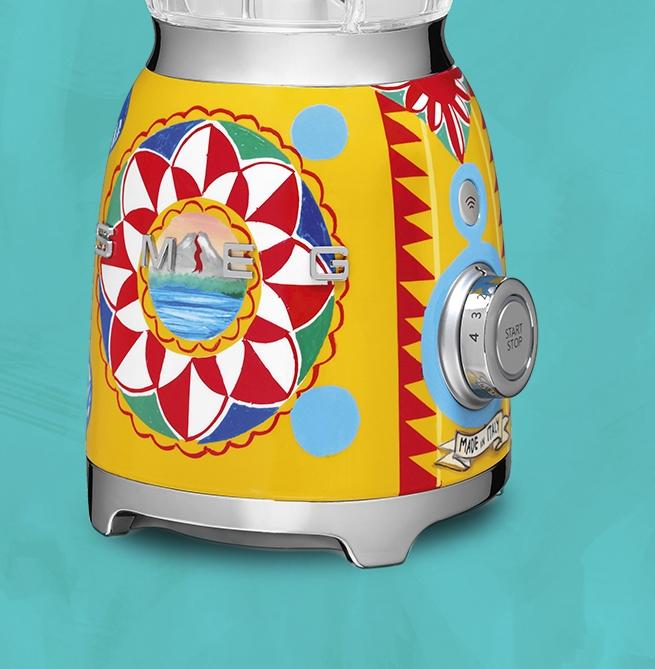 domestic appliances by Dolce&Gabbana x Smeg - blender