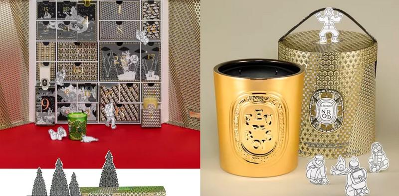 dyptique paris scented candles