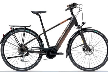 Innovative and high-end e-Bikes to satisfy all the needs of the cyclists