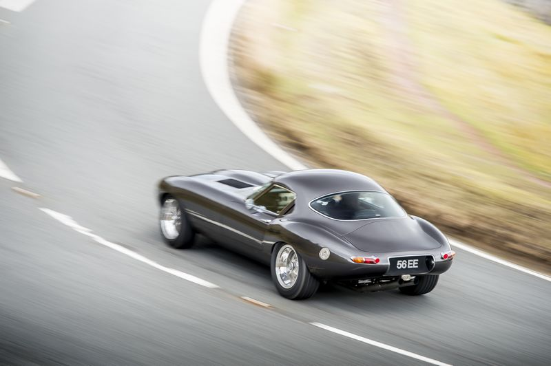 Eagle Low Drag GT.Photographed for Eagle E-Type by James Lipman
