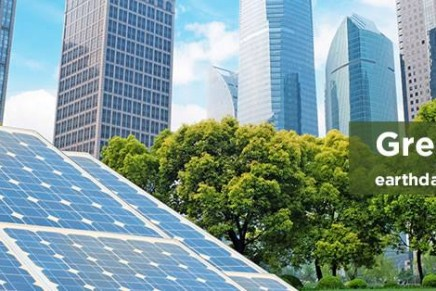 It's time to green our cities. Earth Day 2014: Green Cities