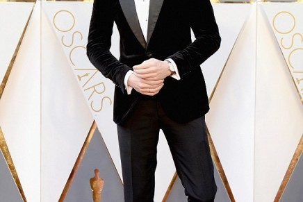 The six fashion tricks men pulled on the red carpet at this year's Oscars